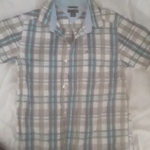 Button up shirt for  boys